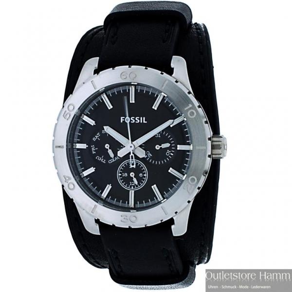 FOSSIL BQ1054 Uhr Herren Armbanduhr Markenuhr Chronograph