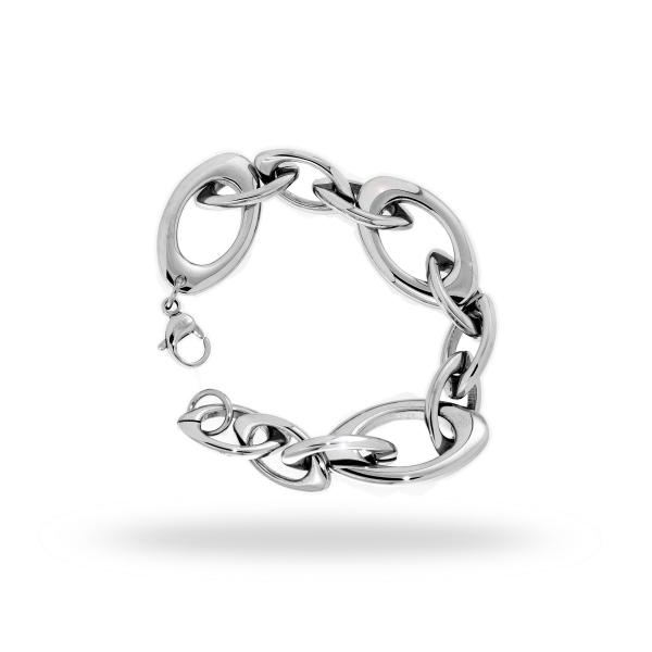 Details zu TAMARIS Armband Edelstahl Damen Schmuck silber farbig 0002000167
